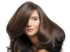 Piękne i lśniące włosy