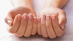 Just the same as with skin and hair, nail care can project beauty but requires some special care apart from having a balanced diet and good hygiene. This article provides nail care information and more. Nail Care Tips, Nail Tips, Manicure Tools, Manicure And Pedicure, Healthy Fingernails, Nail Whitening, Nail Ridges, Damaged Nails, Brittle Nails