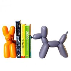 Balloon Dog Bookends!