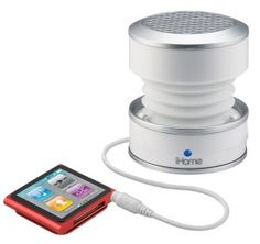 ihm61 Portable ihome Speaker is one of the best digital product I have ever encountered thats priced way below the true value. http://computer-s.com/speaker-systems/ihm61-portable-ihome-speaker/