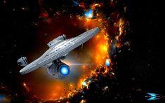 Uss Enterprise Ncc 1701, Star Trek Images, Star Trek Starships, Dead Pool, Star Trek Ships, Amanda Bynes, Fantasy Fiction, Spock, Trekking