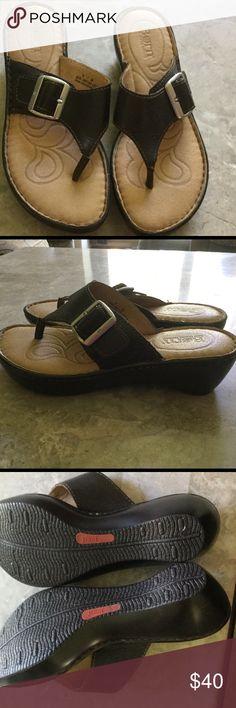 Born sandals Like new! Born Shoes Sandals