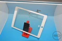 Hands On With The iPad 5 Front Panel