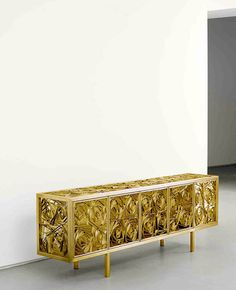 Campana Brothers: Concepts Exhibition - Design Milk Golden Roses?