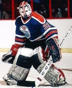 Edmonton Oilers. Grant Fuhr