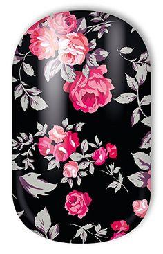 4d25f6a1f64 Miss Sophie s Nagelfolien Sleeping Beauty  Nail Wraps - 20 ultra-dünne  selbstklebende langanhaltende Nagelfolien