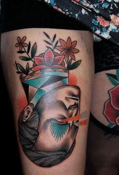 followthecolours tattoo friday Mariusz Trubisz 19 #tattoofriday   Mariusz Trubisz