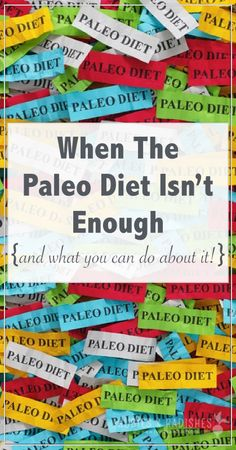 When Paleo Isn't Enough – Rubies & Radishes Source by tlynnclark Paleo Recipes, Real Food Recipes, Paleo Meals, Paleo Life, Paleo Mom, Paleo Breakfast, Breakfast Fruit, Paleo Whole 30, Best Blogs