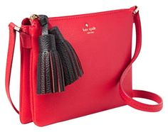 Kate Spade Carolyn Reservoir Road Rooster Red Cross Body Bag. Get the trendiest Cross Body Bag of the season! The Kate Spade Carolyn Reservoir Road Rooster Red Cross Body Bag is a top 10 member favorite on Tradesy. Save on yours before they are sold out!