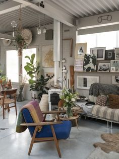 I wish I lived here: an artist's warehouse conversion in Islington