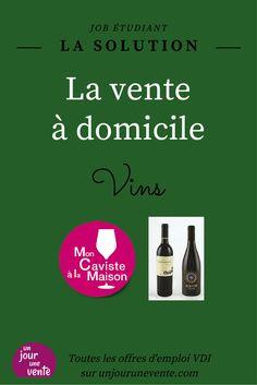 emploi vdi vin
