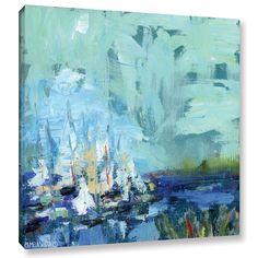 Intracoastal Canvas Art - Pamela J Wingard x