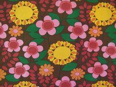 Image of Amazing Dekoplus Floral fabric - Fat Quarter