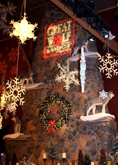 great wolf lodge snowland seriously love this place especially during christmas time must go