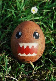 domo egg... thuggin