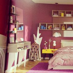 estante quarto + espelho