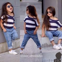 yeah this will be my daughter in about 3 years...smh.  miss sassy pants lol