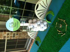 Golf birthday yard card  Birthday Lawn Signs  Pinterest  Birthdays ...