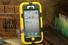 iphone 4 waterproof case Iphone 4 Cases, 5s Cases, Iphone 5s, Samsung Cases, Car Audio, Ipod, Smartphone, Technology, Yellow
