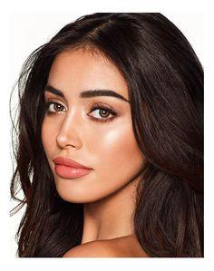 Bronze Eyeshadow - Makeup Looks Yellow Golden Eye Makeup, Soft Eye Makeup, Makeup For Brown Eyes, Glam Makeup, Makeup Kit, Bridal Makeup, Wedding Makeup, Natural Makeup, Hair Makeup