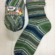 Opal 4ply Sock Yarn 100g -Colours in Love range - Love Lines