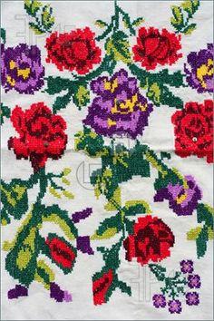 Kanaviçe...Turkish embroidery example