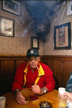 hunter s thompson photos - Google Search Hunter S Thompson Quotes, Beat Generation, I Still Love Him, Fear And Loathing, Take Off Your Shoes, Lost In Space, Love Movie, Concert Posters, Old Pictures