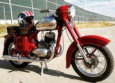 Jawa 250 Biking, Cars And Motorcycles, Motorbikes, South Africa, Vintage, Motorcycles, Cycling, Bicycling, Vintage Comics