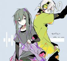Kido and Konoha