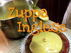 TORTA ZUPPA INGLESE FATTA IN CASA DA BENEDETTA - Homemade Trifle - YouTube