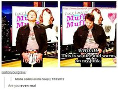 Meanwhile Misha