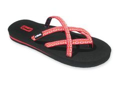 Teva Olowahu Lynx Red at Flopestore Malaysia, www.flopstore.my