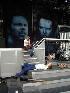 Boston Soundcheck - Jun 29, 2000 - Metallica