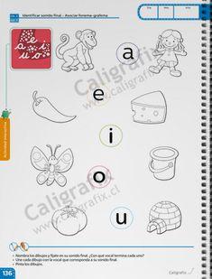 Trazos y Letras Nº1 Word Search, Album, Words, Emilio, Joseph, Facebook, Texts, Home Preschool, Preschool Activities