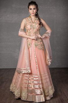 Fashion: Beautiful Indian Party Wear Lehenga and Anarkali Pictures 2014