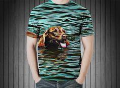 T-Shirt - Dog weimaraner animal pet https://www.donateprint.com/products/600001604049