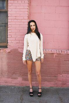 """Pink Cloud"" Sweater by Chloe #Chloe"