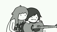 marceline and Bubblegum Adventure time canon Marshall Lee Adventure Time, Adventure Time Marceline, Adventure Time Anime, Adventure Time Videos, Adventure Time Princesses, Adventure Time Characters, Princess Adventure, Adventure Time Tattoo, Memes Undertale