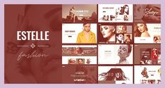 #bootstrap #clothing #ecommerce #ecommerce theme #envato #fashion #fashion blog #fashion brand #Fashion Shop #free nulled theme #html5 #lifestyle #model agency #modelling #modelling agency #site templates #style #theme forest #woocommerce #woocommerce theme #wordpress free #wordpress templates #wordpress theme Click For Demo & Download Estelle is a theme for all fashion aficionados! Get everything you'll need for creating a beautiful fashion or model agency website – tons of stunning shop...