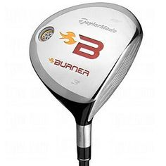 TaylorMade Burner 08 Fairway Wood - Graphite Shaft 5 Wood 18° Stiff Flex by TaylorMade. Save 58 Off!. $84.98. 3: 15-degree loft, 59-degree lie, 190 cc head volume 5: 18-degree loft, 59.5-degree lie, 167 cc head volume 7: 21-degree loft, 60-degree lie, 161 cc head volume. Dual crown design redistributes weight within the clubhead. Large footprint. Fast-looking triangular Burner® head shapeSuperFast technology. The TaylorMade® Burner® fairway club features a dual crown construction wit...