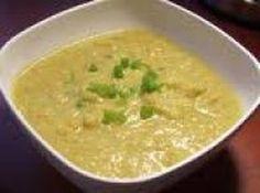 INDIA: Cauliflower Soup Recipe, Making homemade soup recipes is easier at home. - Atıştırmalıklar - Las recetas más prácticas y fáciles Surimi Recipes, Endive Recipes, Vegetarian Soup, Vegetarian Recipes, Cauliflower Soup Recipes, Curried Cauliflower, Cauliflower Chowder, Coffe Recipes, Crohns Recipes