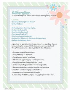 advanced alliteration tongue twisters alliteration worksheets and tongue twisters. Black Bedroom Furniture Sets. Home Design Ideas