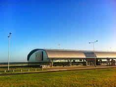 Warsaw-Modlin Mazovia Airport (WMI) in Nowy Dwór Mazowiecki, Województwo mazowieckie