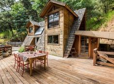 View 11 photos of this 2 bed, 1.0 bath, 780 sqft Single Family that sold on 6/20/16 for $455,000. Charming A-frame house on 2.5 acres of privacy. Adjace...