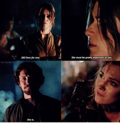 My heart. I think I low key ship Bellarke again oops😂 The 100 Cast, The 100 Show, Series Movies, Tv Series, The 100 Quotes, 100 Memes, Bob Morley, Eliza Taylor, Character Aesthetic