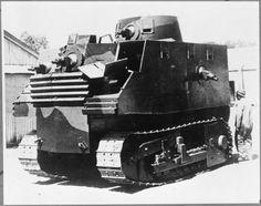 Top 10 Strangest Military Tanks Ever Designed - Bob Semple Tank (New Zealand)