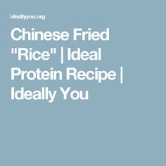 Moo Shu Chicken Recipe · Ideal Protein & Keto Recipes · Ideally You Low Carb Recipes, Diet Recipes, Chicken Recipes, Cooking Recipes, Protein Recipes, Healthy Recipes, Diabetic Recipes, Healthy Foods, Vegetarian Recipes