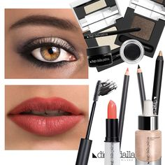 Light smokey eyes with a bright lip by diego dalla palma milano #diegodallapalma #diegodallapalmamilano #makeup #beauty #motd #lips #eyes #eyemakeup #orangelips #summermakeup #summer #girlymakeup