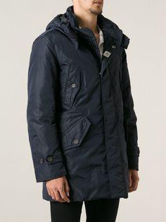 #peuterey #jacket #parka #navy #menswear  www.jofre.eu