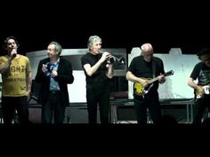 Roger Waters, David Gilmour, Nick Mason and The Bleeding Heart Band: Outside The Wall, Live O2 Arena